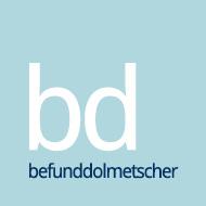 logo befunddolmetscher.de